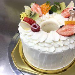 シフォンケーキ(プレーン)