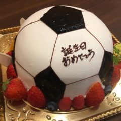 ボールデコレーション(サッカー)5号 3200円(税別)