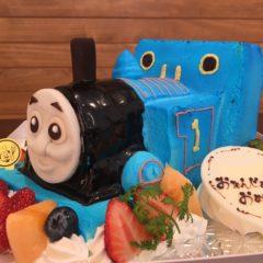 3D電車デコレーション(トーマス)5号 3950円(税別)