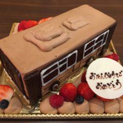 3Dケーキ(バス)
